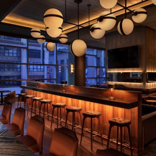 Foundry Bar, NYC